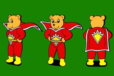 Superted Character Sheet