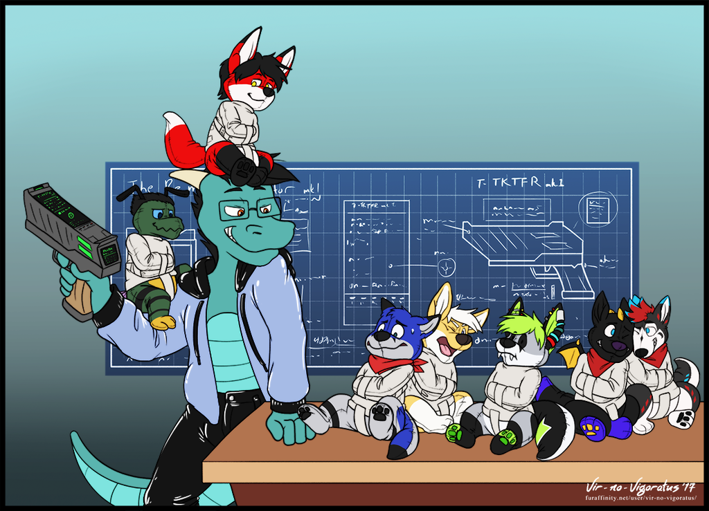 Most recent image: Commission: Extensive Testing