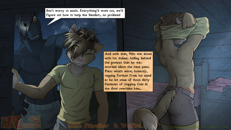 CATastrophe Preview! Page #300