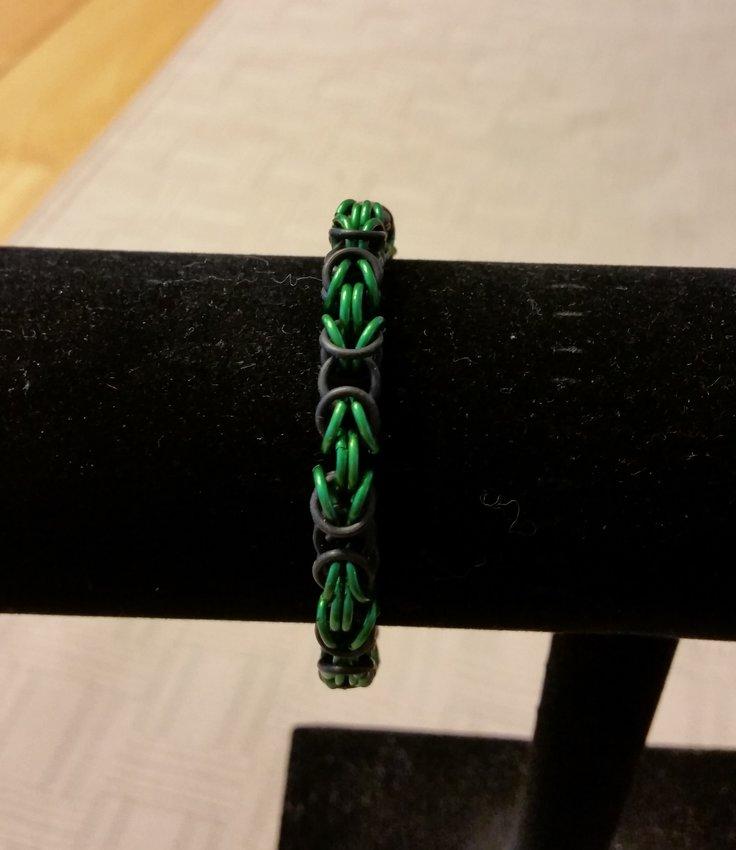 Byzantine Bracelet Commission