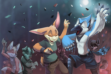 Frolic Party