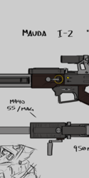 Vilousian arms: KH Mauda I2