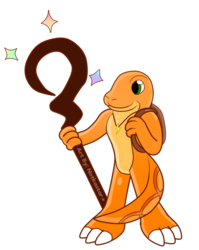 Leo the Lizard Wizard
