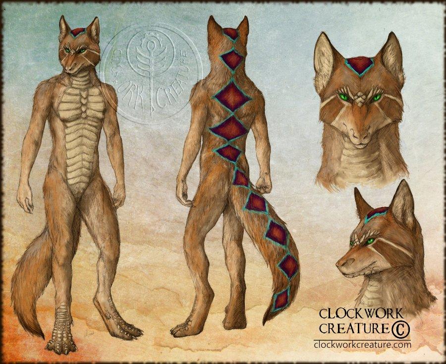 Lanovran Character Sheet