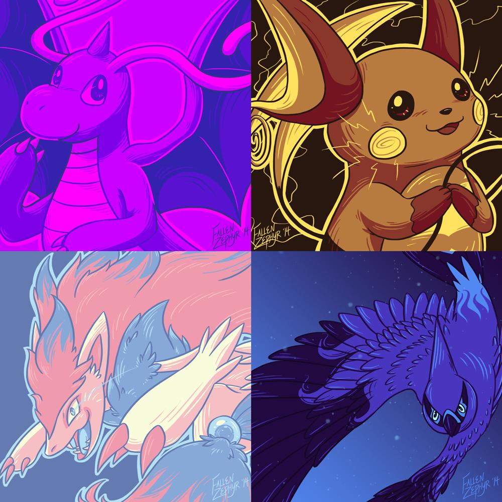 Palette Pokemon 2