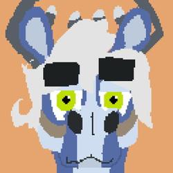 Pixel Art : Mnty