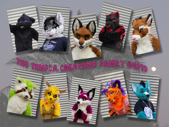 The Templa Creations Family @EF19