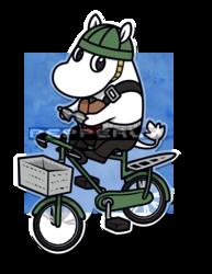 [F] Moomin Rider