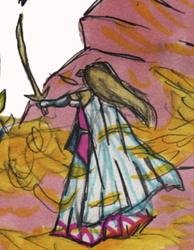 A scene from Shin Zelda Densetsu 01