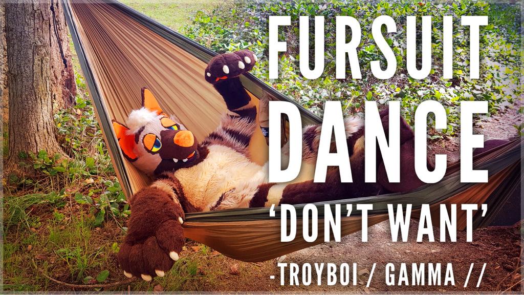 Fursuit Dance / Gamma / 'Don't Want' / Troyboi //