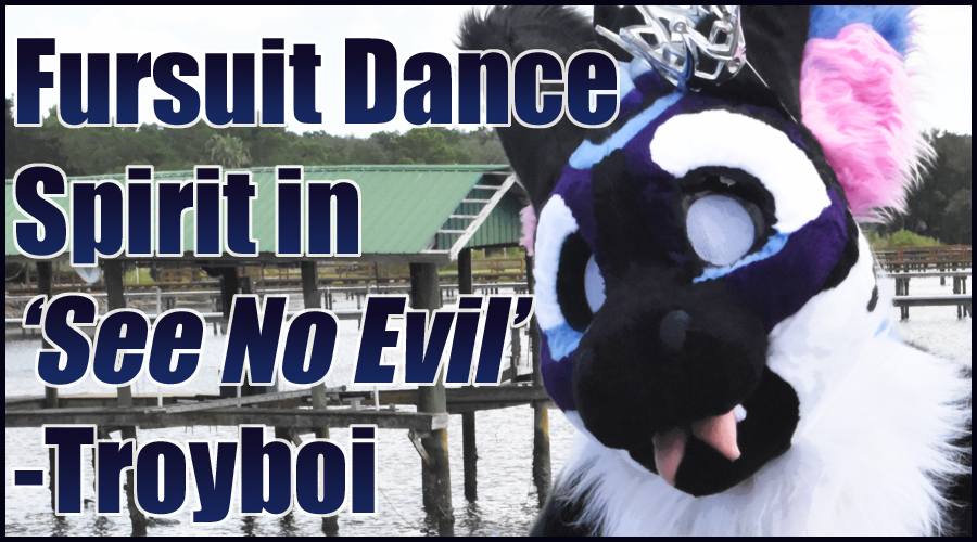 Personal - Fursuit Dance to 'See No Evil'
