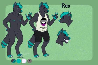 Rex Refsheet -Commission-