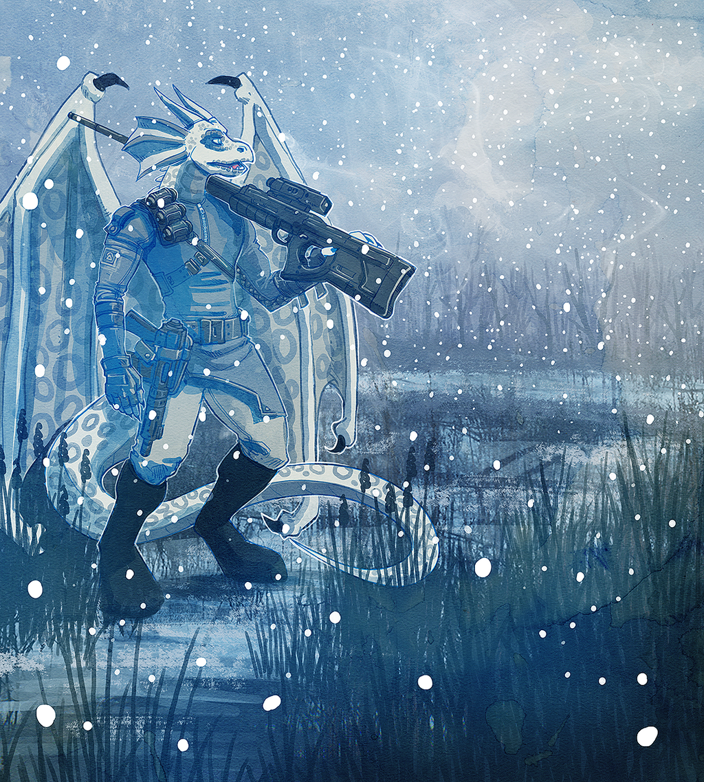Most recent image: Tundra Sniper
