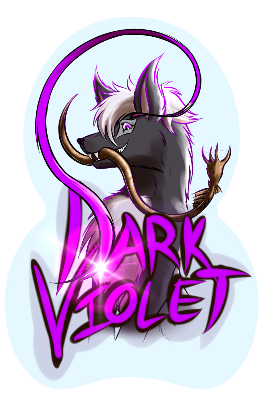 [EF23] Dark Violet's Badge