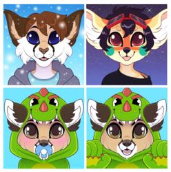 Cutie Icons - Coms