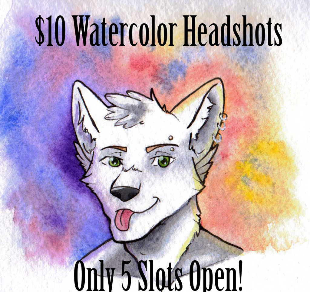 SALE $10 Full color Headshots  **LIMITED**