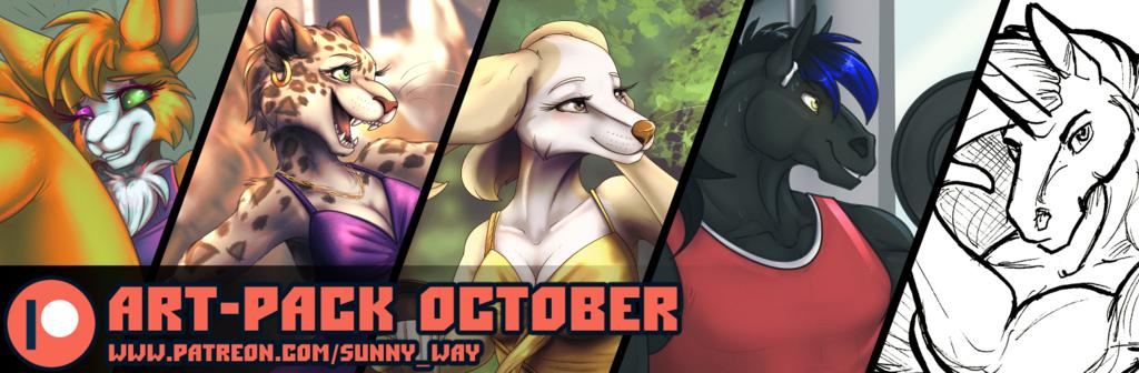 Art-Pack October + Exclusive