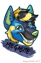 Megabite Badge