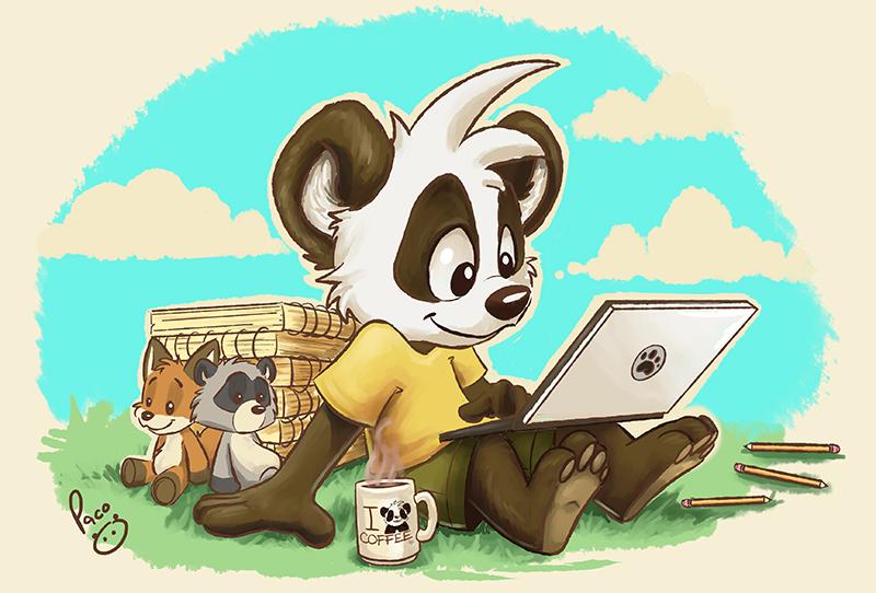My Panda life