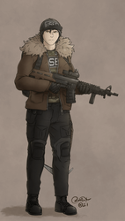[Comm] Geared up