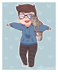 I have a tiny kitten