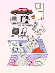 Welcome Online
