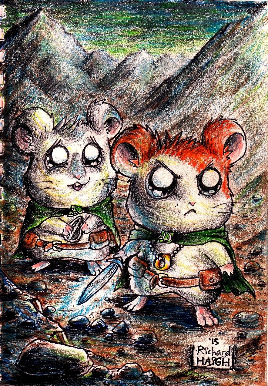 Hamham Hobbits