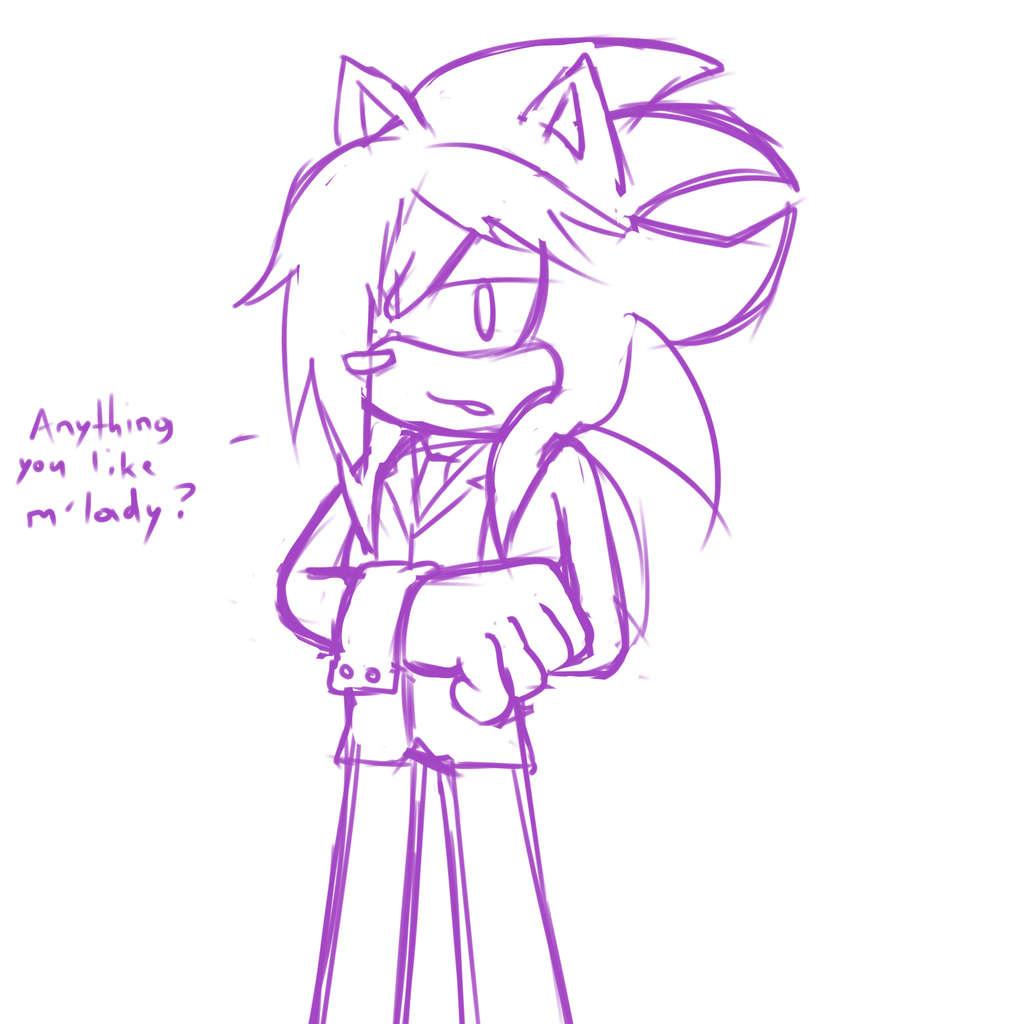 *sketch* Butler Itzal