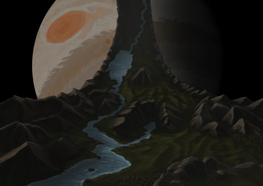 On a Jovian Ringworld