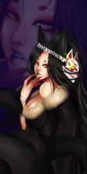 Dark Kitsune