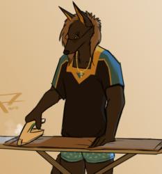 Mundane Anubis III