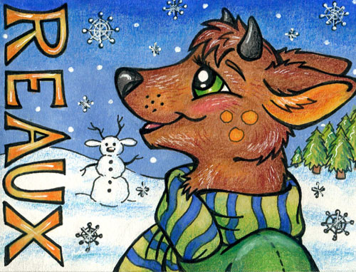 Badge for Reaux