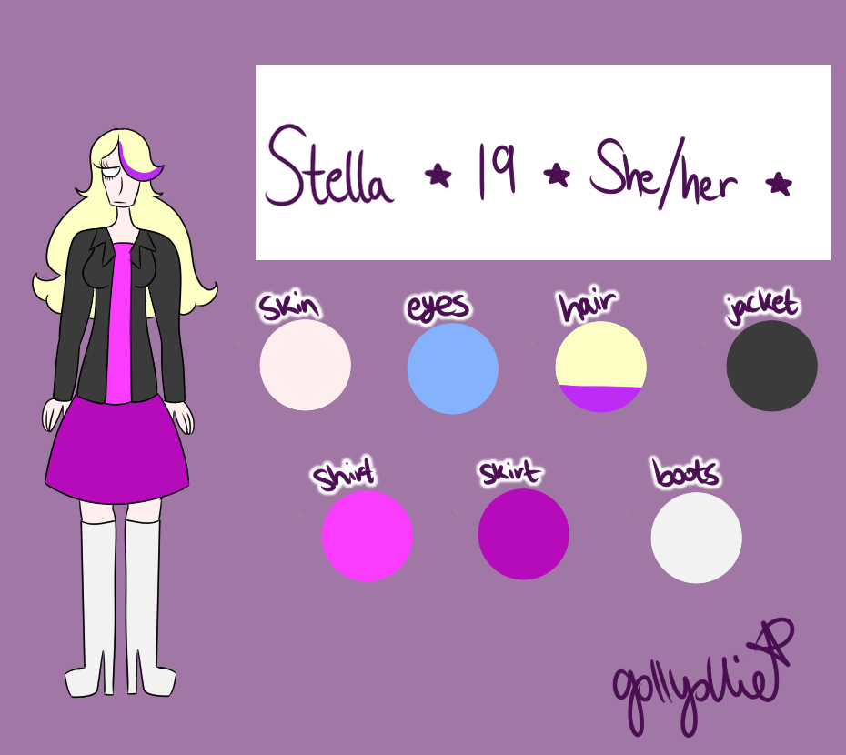 [OC Ref] Stella