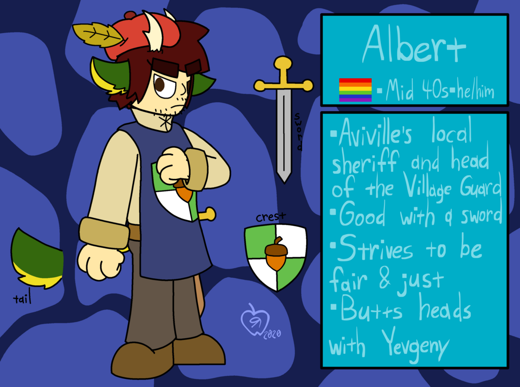 Albert Ref