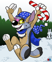 Snow Bound Yuchi!