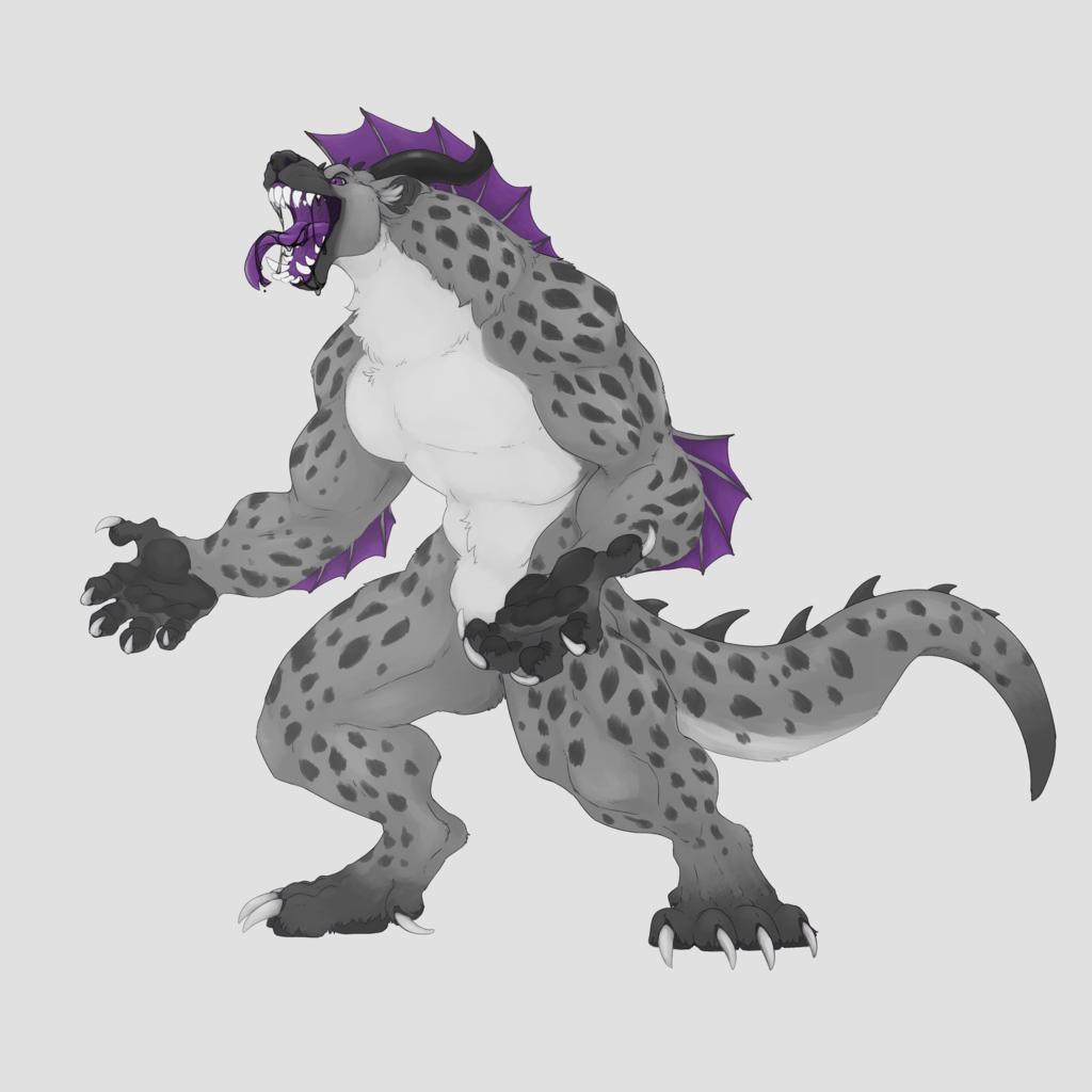 Hyenagon!