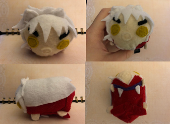 Inuyasha Stacking Plush For Sale