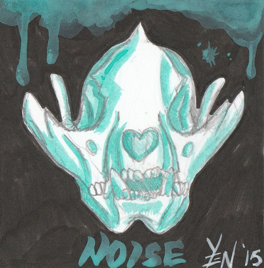 NERVE GNASHING NOISE Cover Art