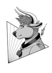Ink-Profile N°58:Emilio the Bull