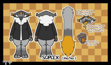 [REFERENCE] SUPLEX