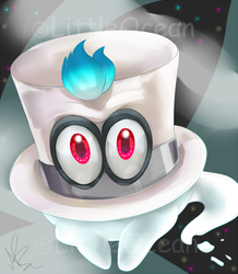 Just Cappy doodle
