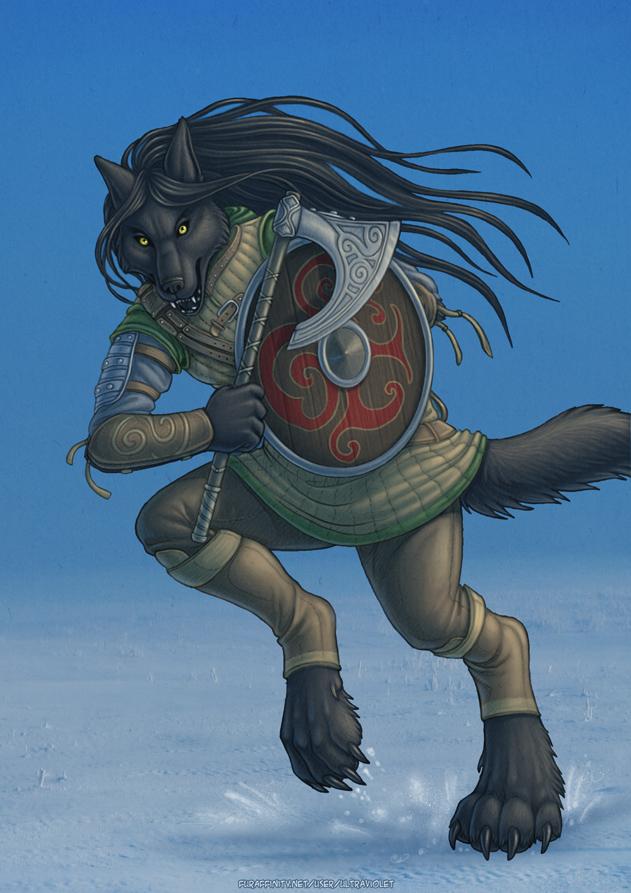 Featured image: Warrior