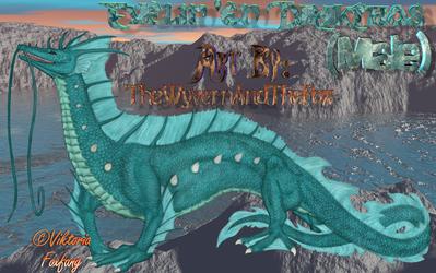 Evelin 'en Drakthos (Dragon)