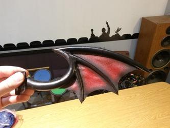 Chibi Demon Wing Update #2