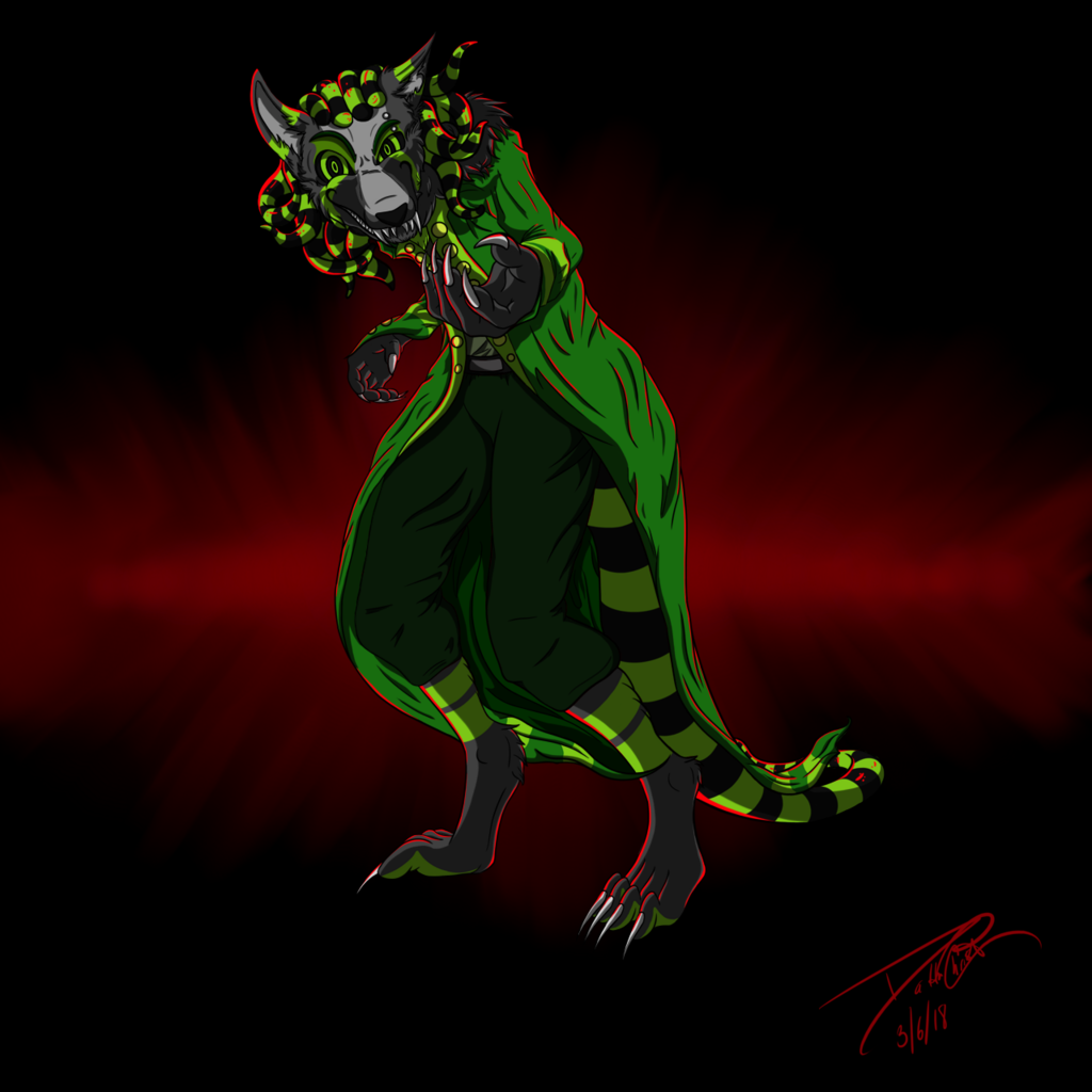 [Comm] Sinister Ambitions