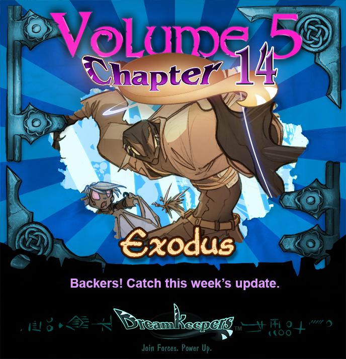 Volume 5 page 57 Update Announcement