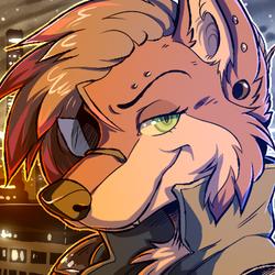 Brand new cyberpunk avatar!