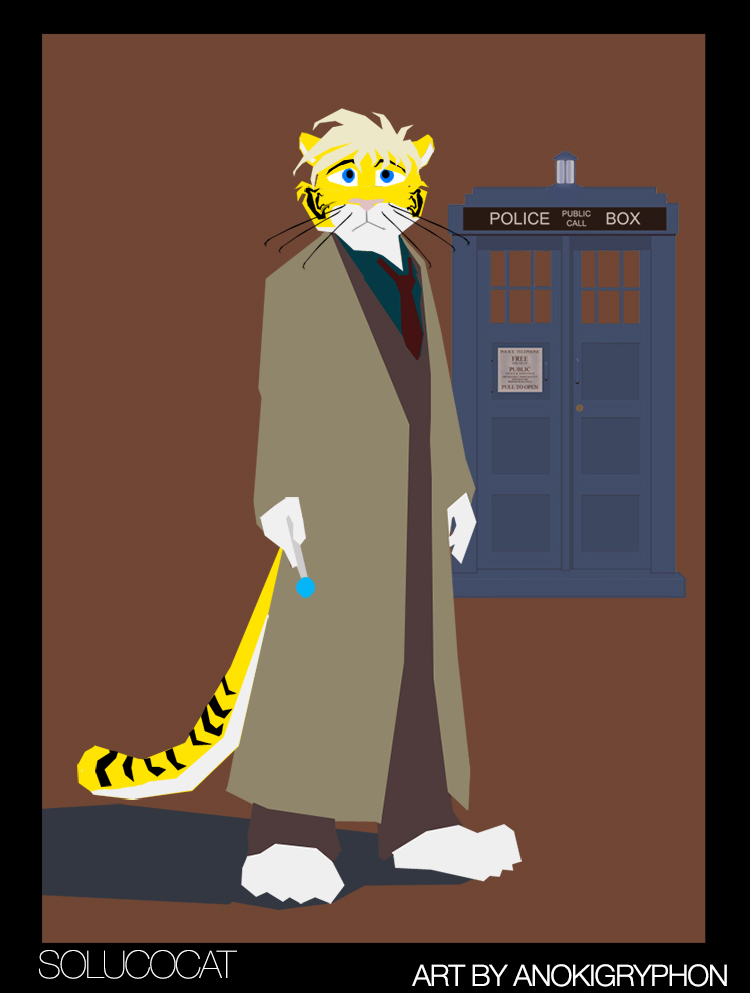 Doctor Tiger (Doctor Who)
