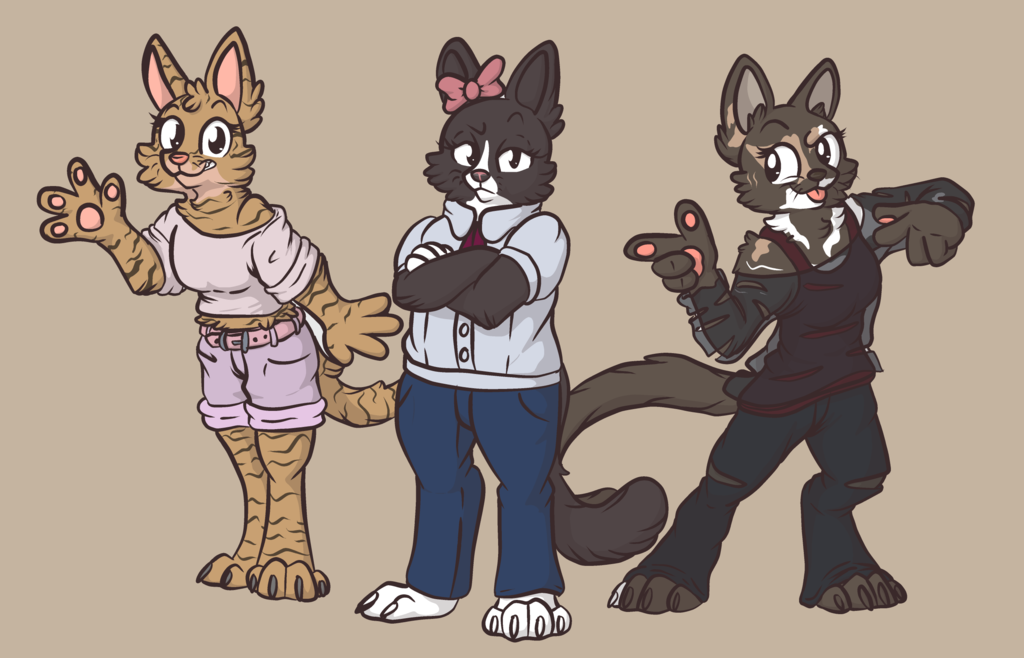 Cats :Commission: