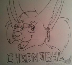Chernobyl Badge WIP
